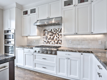 Kitchen Tile Cabinets