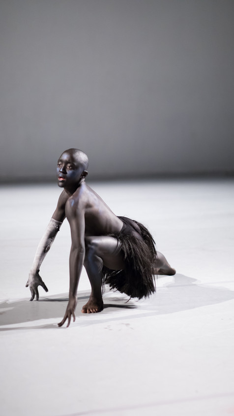 "Joy-Marie Thompson performing as Lilith in ""LIBERATION [in progress]"""