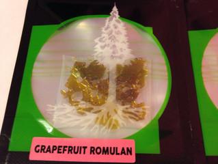 Treedom - Grapefruit Romulan Shatter Review
