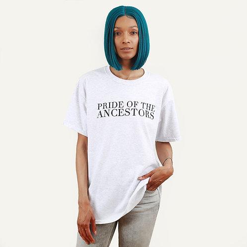Pride of the Ancestors - Ash Tee