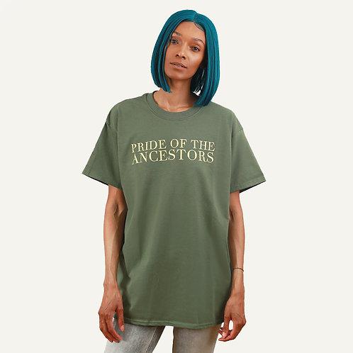 Pride of the Ancestors - Resist Tee