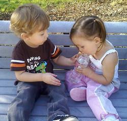 Jayden & Clare