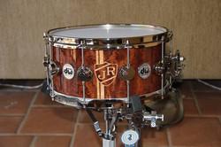JR - DW Monogram Snare Drum