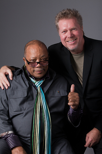 Quincy Jones & JR