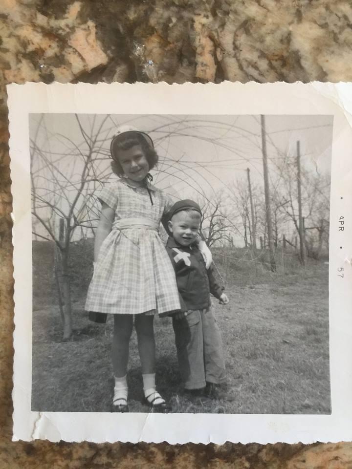 JR & Judy (Sister)