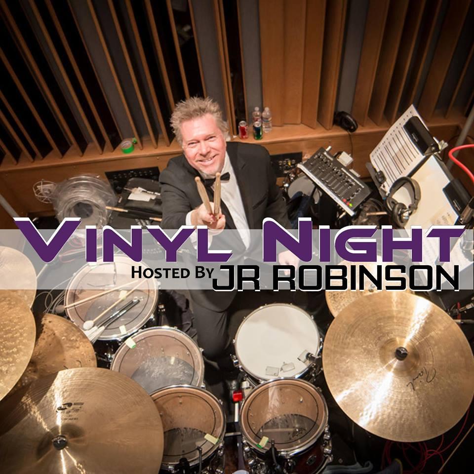 Vinyl Night with JR