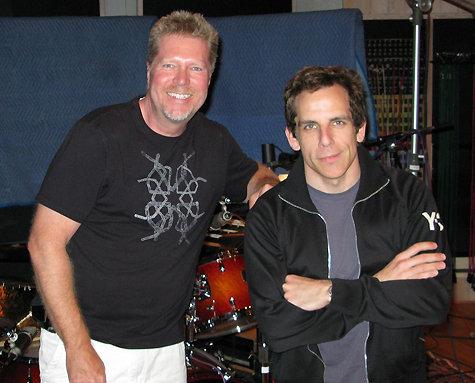 JR & Ben Stiller