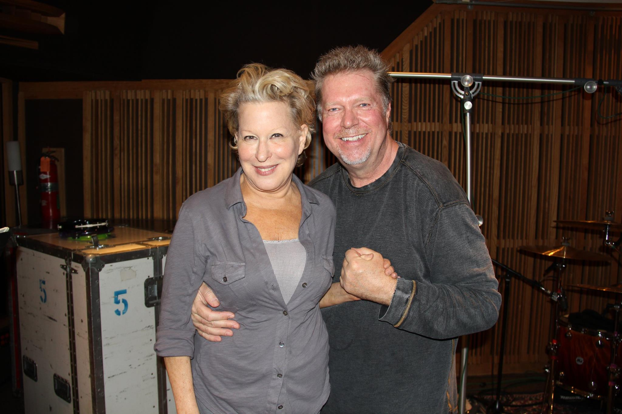 Bette Midler & JR
