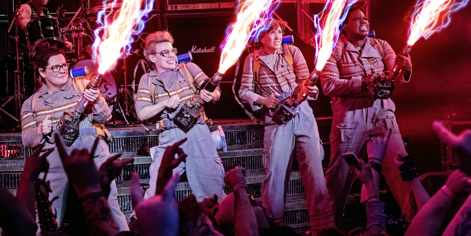 Ghostbusters - 2016