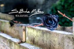 Mini Metal Rose