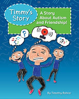 Timmy's Story Book Cover thumbnail for T