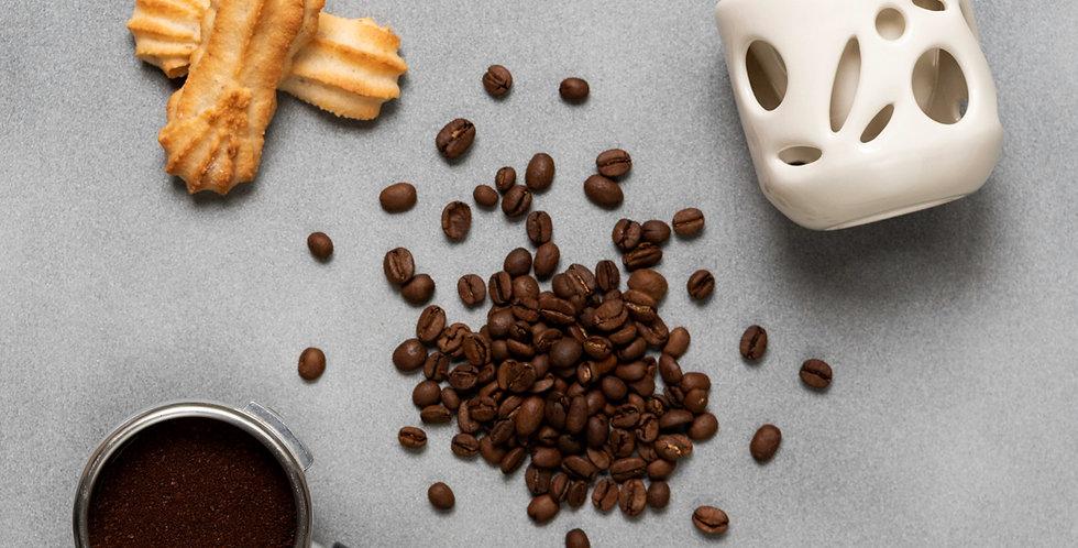 Double Wall Ceramic Espresso Mug 2oz. - White Series