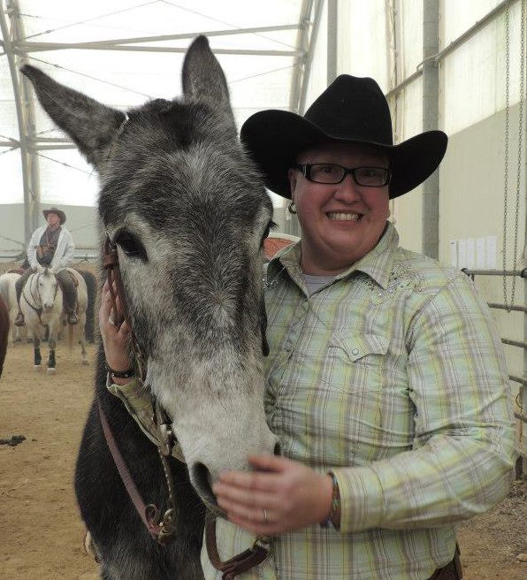 Cisco and I at Cowtown Arena, KY