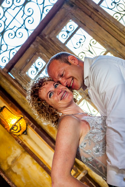 Bruiloft Tamara en Bas
