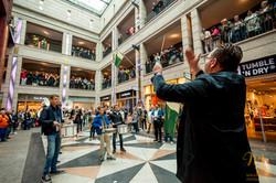Flashmob Harmonie De Greune
