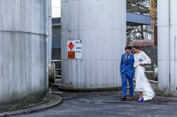 Bruiloft Colette en Wim