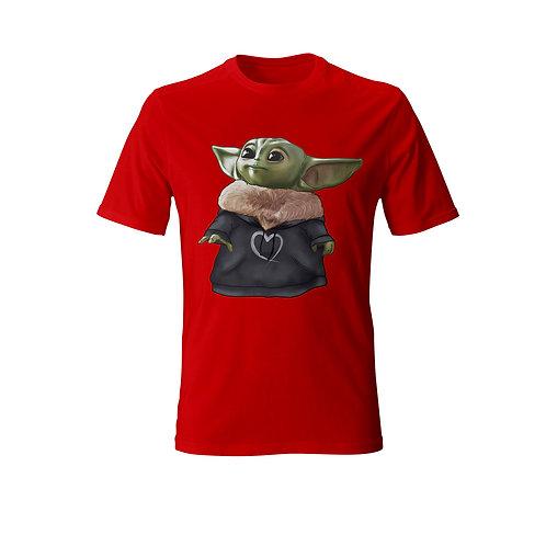 Love It + Baby Yoda tee