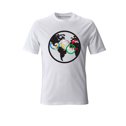 Uneek World Olympics Tee by UneekCollection