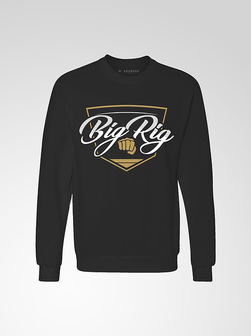 Big Rig sweatshirt