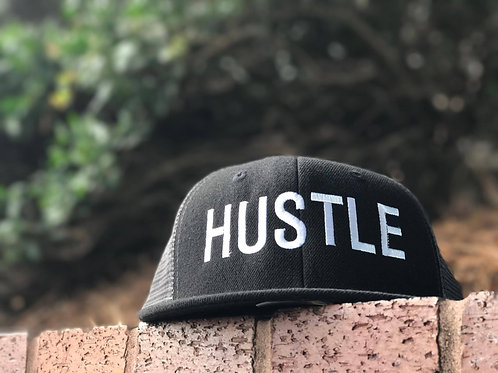 HUSTLE Snapback by UneekCollection