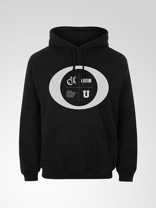 Uneek Ozark Logo Hoodie