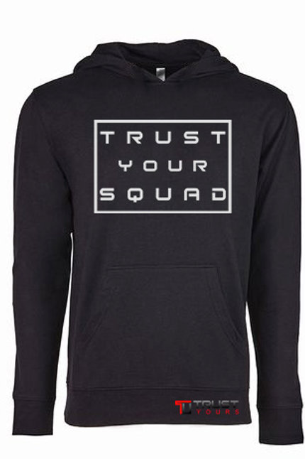 Trust your Squad Hoodie by UneekCollection