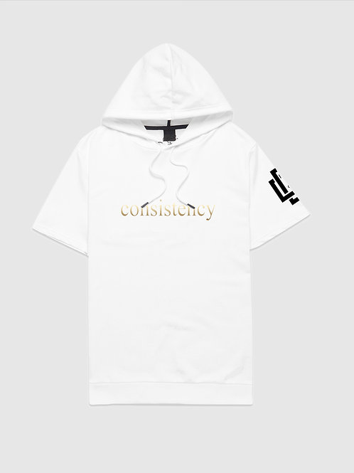 Consistency Logo SS Hood