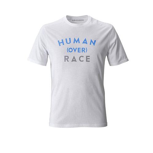 Human OVER Race