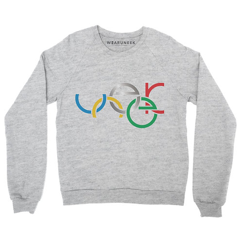 Uneek Olympic rings by UneekCollection