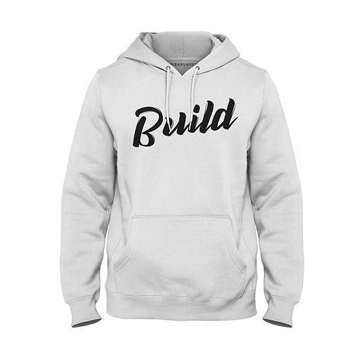 No Box BUILD hoodie