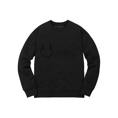 Uneekcollection Headphones Sweatshirt