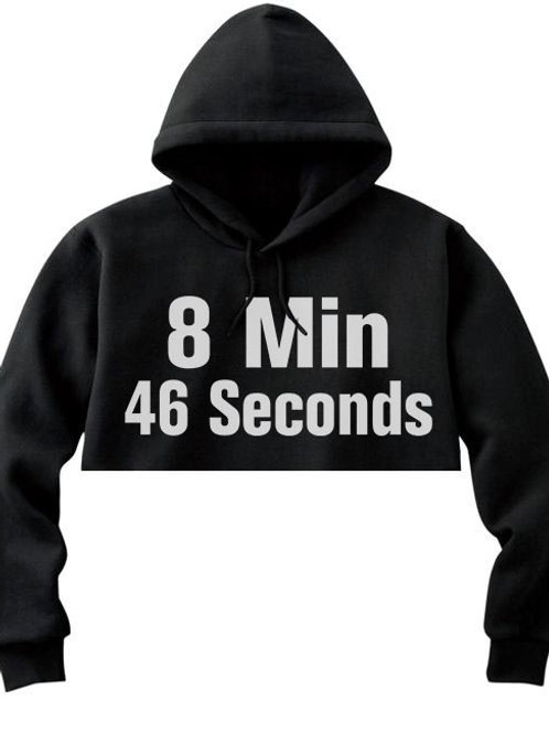 minutes & seconds crop hood