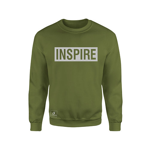 Inspire Long sleeve Tee