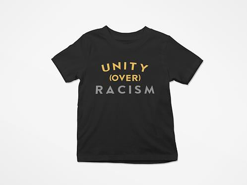 Kids Unity of Racism tee