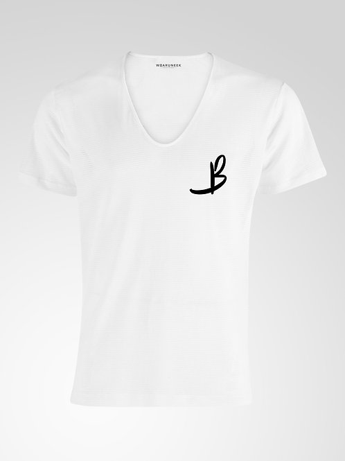 Colorless W Vneck