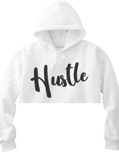 OB Hustle CropTop Hoodie