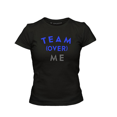 Team OVER me