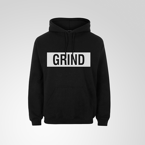 Grind Hoodie by UneekCollection