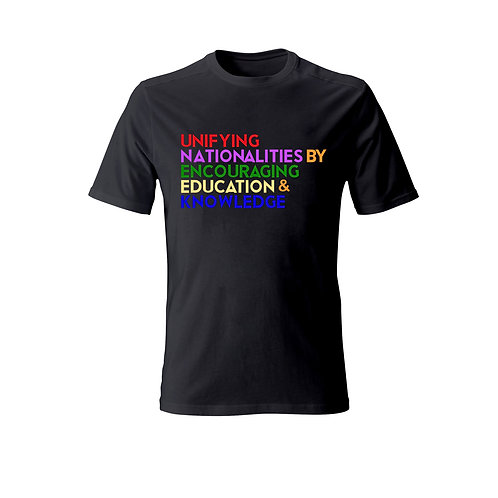 United Colors message tee