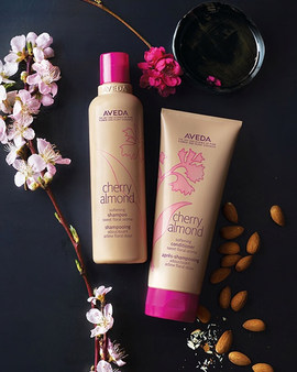 Aveda Cherry Almond Line