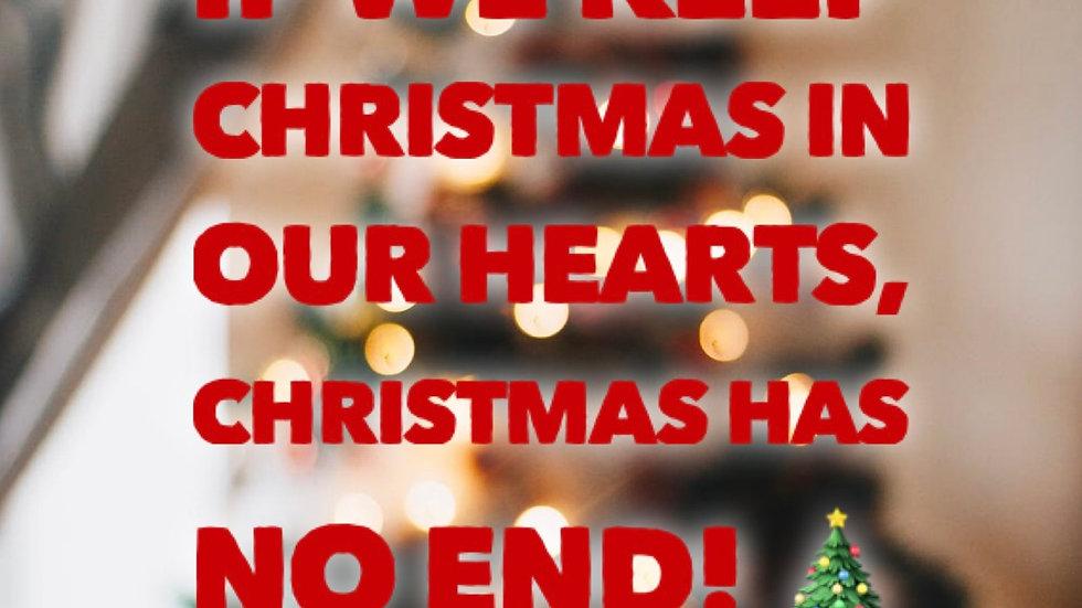 Never Ending Christmas