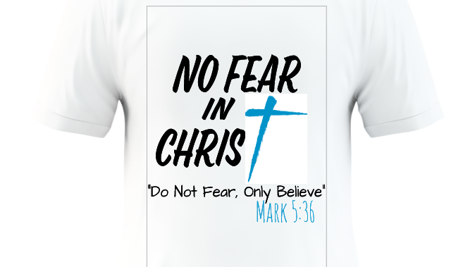 No Fear In Christ