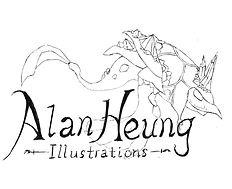 Alan Heung Illustrations
