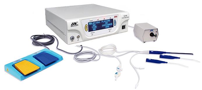 ENT coblator plasma technology generator