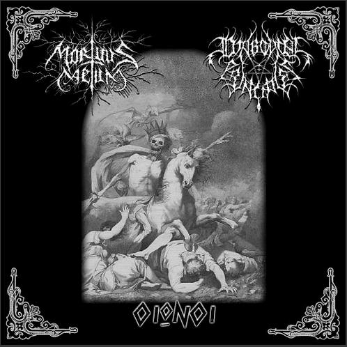 Mortuus Caelum / Diabolical Principles - Oionoi Split