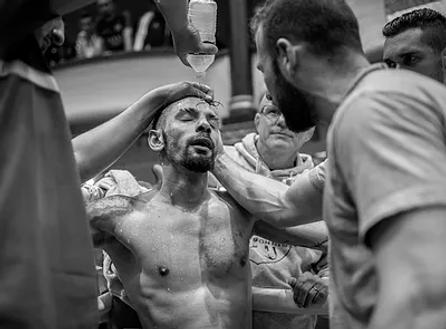 Coaching personnalisé boxe et remise en forme