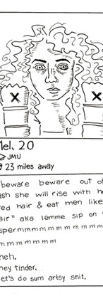 She's Comin, pg 34 by Melissa Carter