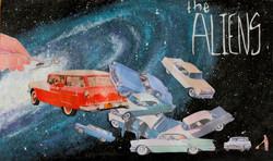 alien by Melissa Carter