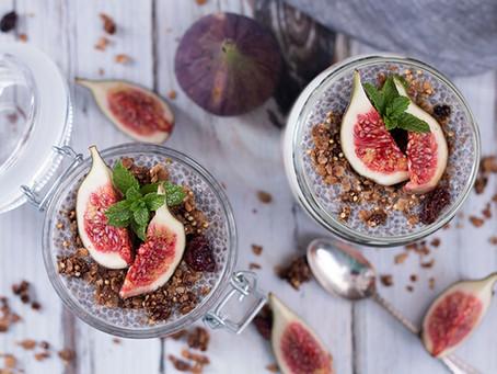 3 recettes délicieuses à base de graines de chia