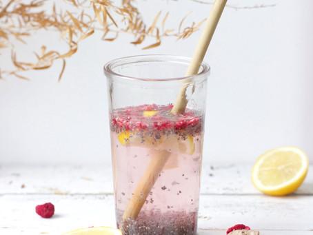 3 boissons savoureuses et estivales aux graines de chia